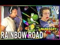 Mario Kart 64: Rainbow Road Jazz Arrangement || insaneintherainmusic (feat. Saxologic)