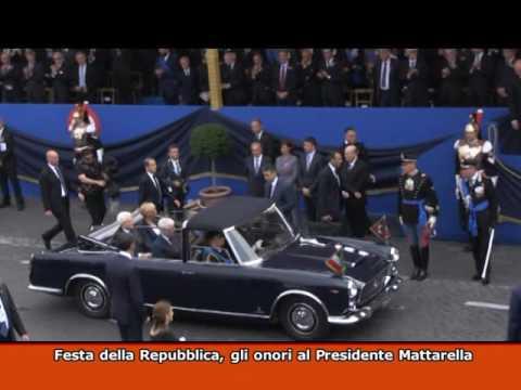 Tg Montecitorio, 2 Giugno Festa della Repubblica 02-06-16