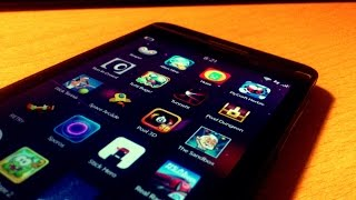 Top 9 Games For Blackberry Z10  Os: 10.3.0.725  December 2014  1080p