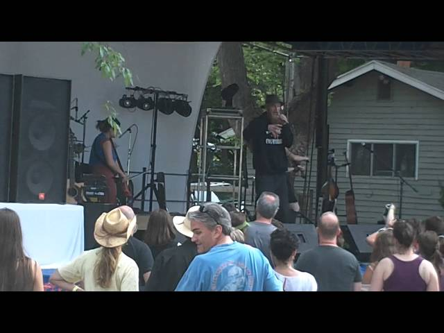 The Accidentals Featuring Rick Chyme--Buttermilk Jamboree 2016