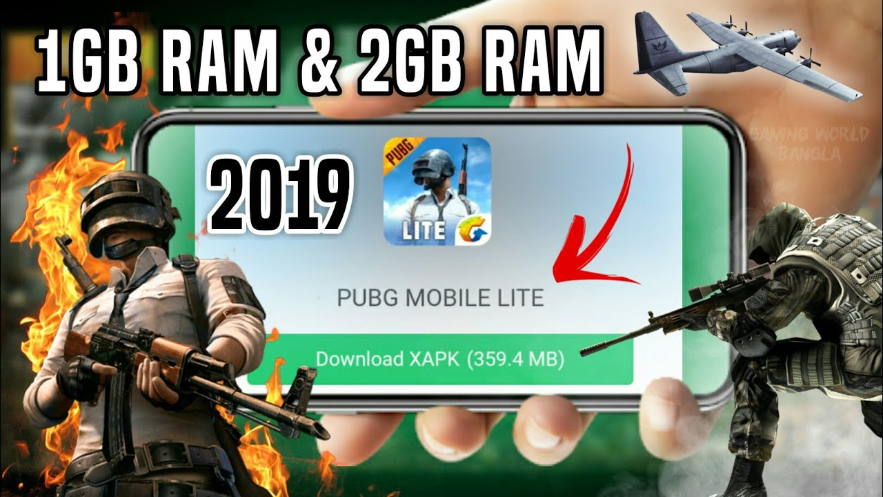 [PUBG MOBILE LITE] How To Download & Play On 1GB & 2GB Ram Devices In 2019  Bangla Tutorial