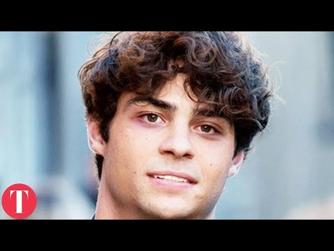 Theres Something Strange Happening With Noah Centineo