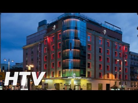 Hotel Santo Domingo en Madrid
