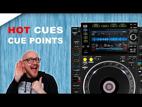 UNKNOWN features of hot cue & cue point // CDJ 2000 Nexus 2 tutorial