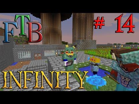 FTB Infinity: Draconic Multiblock Energy Storage - EP 14