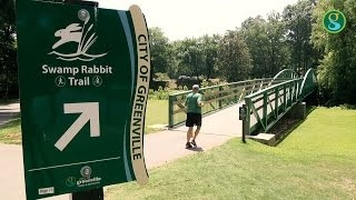 Swamp Rabbit Trail, Greenville