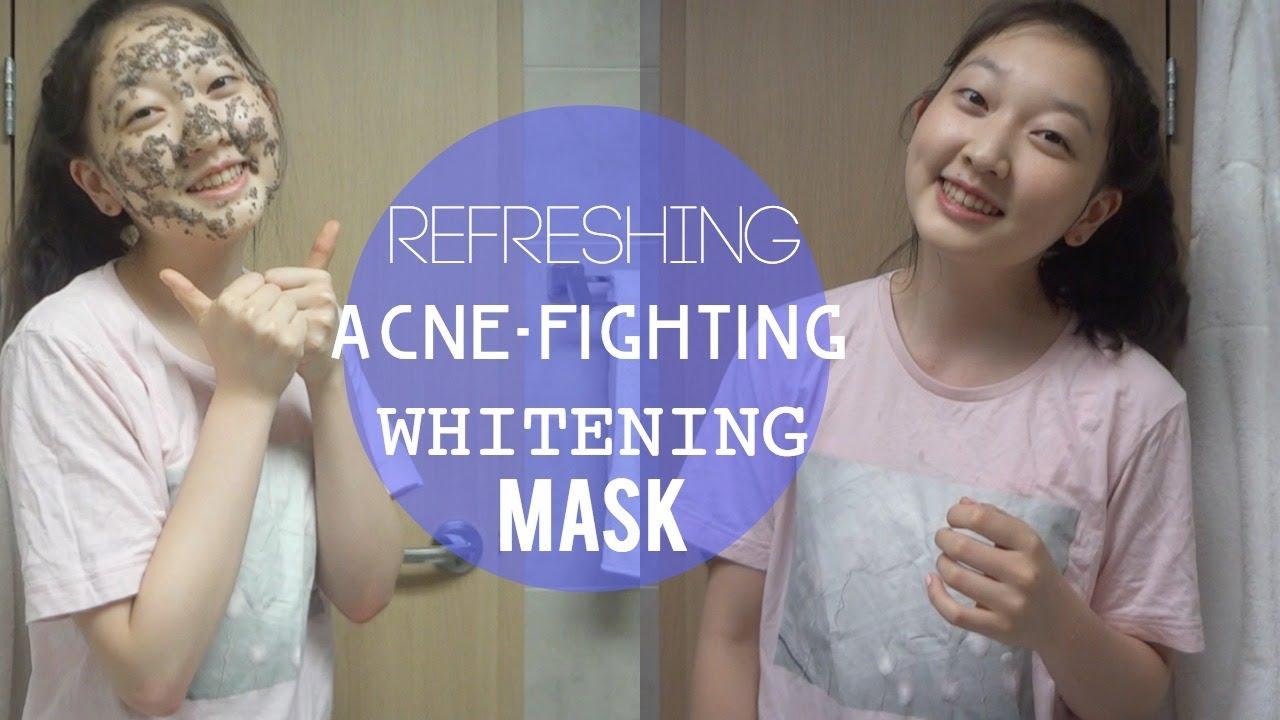 Diy refreshing acne fighting whitening mask youtube diy refreshing acne fighting whitening mask solutioingenieria Choice Image