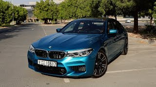 NEW BMW F90 M5 Full Review - The Best M5 ever!