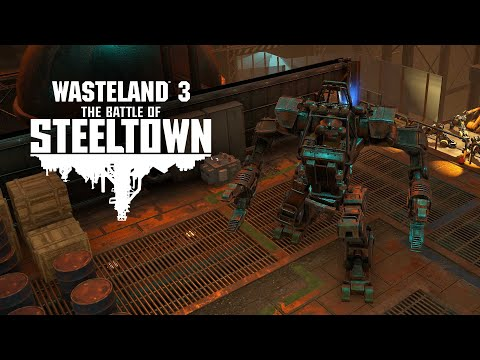 """Wasteland 3 – Erste Story-Erweiterung """"The Battle Of Steeltown"""" ist am Anrollen"""