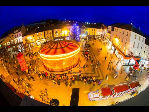 WATCH: It's Christmas in Waterford! Check out Ireland's Winter Wonderland... Mp3