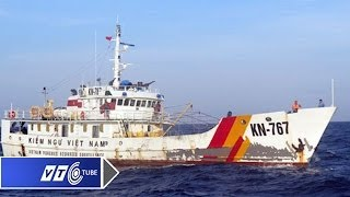 Xem Kiểm ngư Việt Nam đối đầu Trung Quốc | VTC