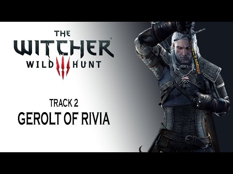 The Witcher 3 OST Geralt of Rivia ( Main Theme )