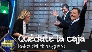 'El Hormiguero 3.0' pone a prueba la gran conexión entre Matías Prats y Susanna Griso