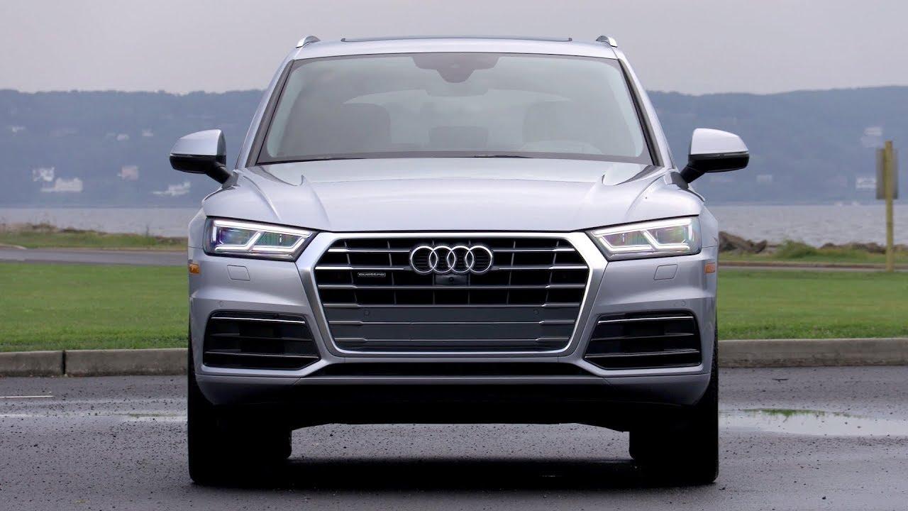 Audi Q5 Length Width Height >> 2018 Audi Q5 - Exterior & Interior (US Spec) - YouTube