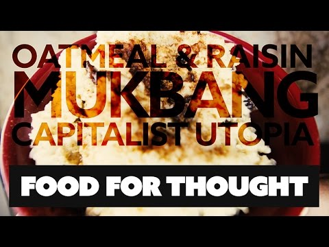 Mukbang: Toward a Capitalist Utopia