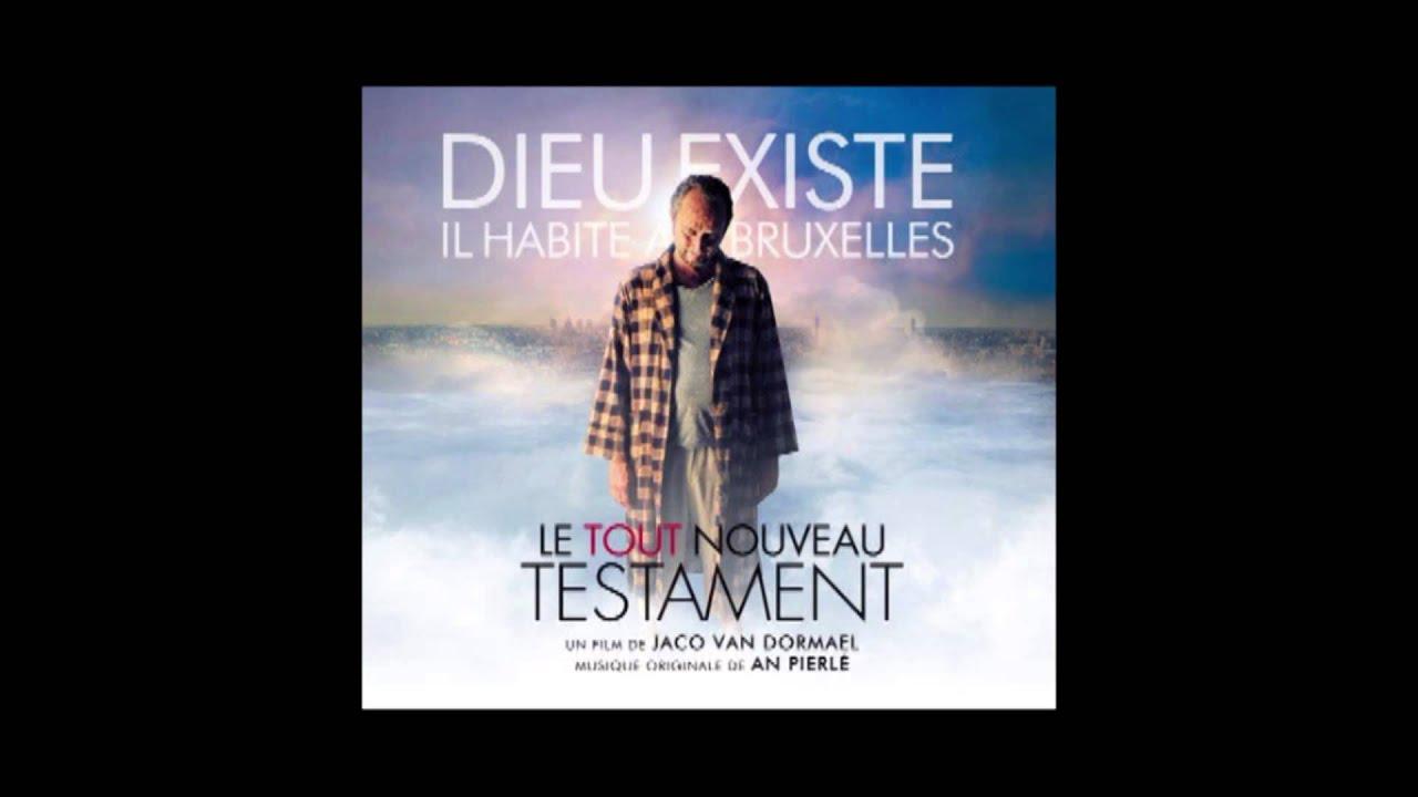 Jours Peinards An Pierlé from The Brand New Testament Le Nouveau
