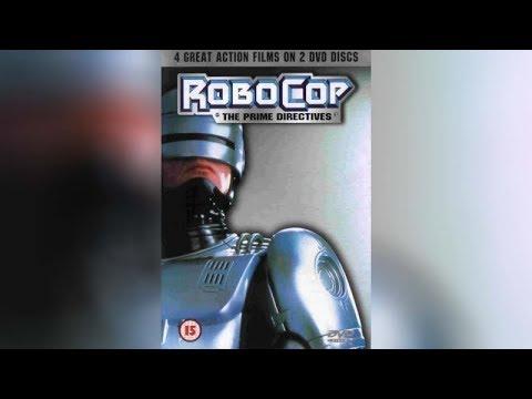 Мультфильм робокоп 3