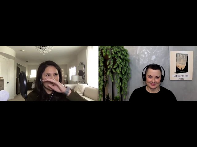 Veronica Cisneros, Licensed Marriage and Family Therapist, Speaker and Podcast Host S2E7