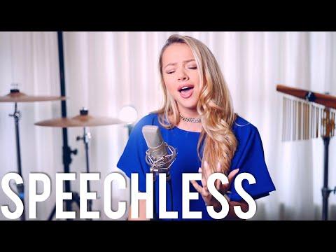 "Naomi Scott - Speechless (From ""Aladdin"") (Cover)"