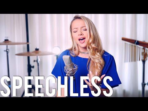 "Download Naomi Scott - Speechless From ""Aladdin"" Cover on Spotify & Apple Mp4 baru"