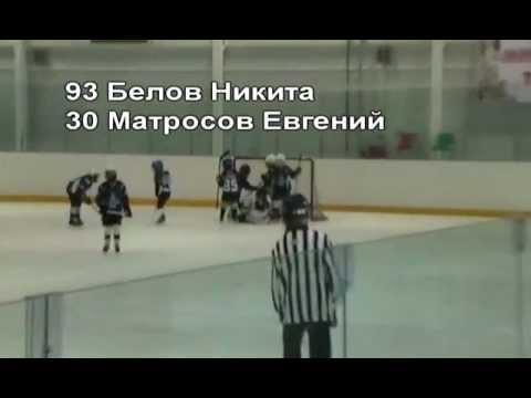 2012-12-09 период 1-ый. Олимп 2005(Лысково) выиграл у ХК Саров