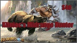 Kliniec's Midrange Hunter (Hearthstone Deck Showcase)