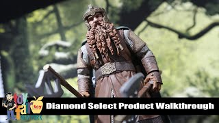 Diamond Select Product Wakthrough | New York Toy Fair 2020