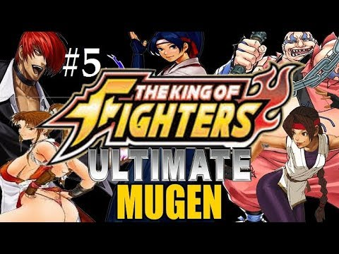 THE KING OF FIGHTERS ULTIMATE MUGEN Combos 5/?