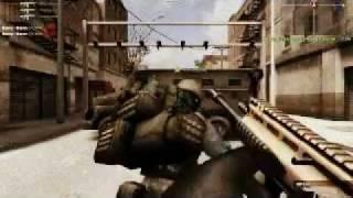 Combat Arms Hired Guns Gameplay