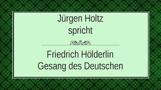 """Video Friedrich Hölderlin """"Gesang des Deutschen"""" download MP3, 3GP, MP4, WEBM, AVI, FLV Agustus 2017"""
