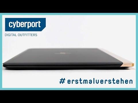 HP Spectre 13 im Test I Cyberport