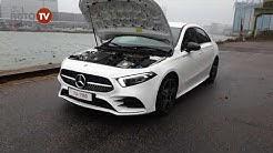 Nettiauto koeajo Mercedes A 200 Sedan