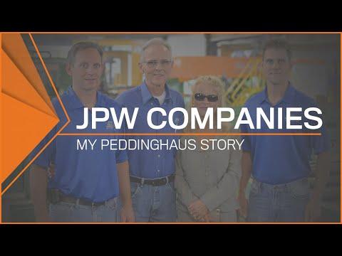 Production, Profit and Peddinghaus CNC at JPW Companies, Inc.