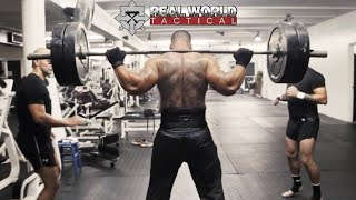 Motivational Video: You are Limitless - 1st Phorm Athlete Tony Sentmanat // RealWorld Tactical