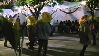 Danza de los Tlacololeros en Maxela Guer...
