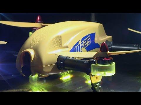 Unboxing Align Racecopter