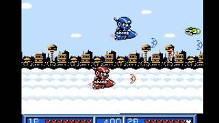 Wai Wai World 2: SOS!! Parsley Jō Famicom/NES 2 player Netplay 60fps