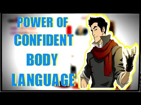 POWER OF CONFIDENT BODY LANGUAGE (HINDI)| MOTIVATIONAL