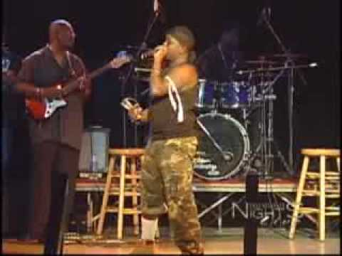 Donnell Davis Sings Jamie Foxx's OVERDOSED At TALLAHASSEE NIGHTS LIVE