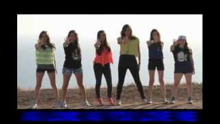 """ As Long As You Love Me "" Karaoke With Lyrics - CIMORELLI"