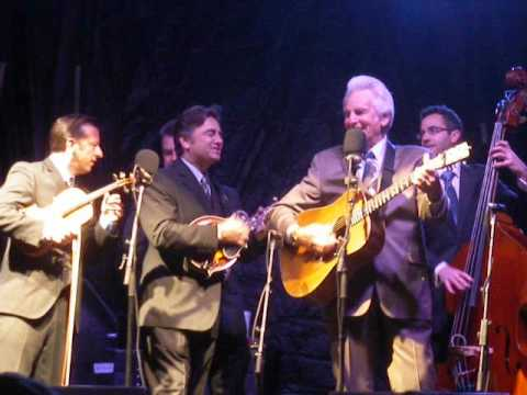 Del McCoury Band - Its Just A Night / Del Yeah! in St. Louis on 10/5/2012 at Old Rock House