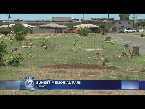Lawmaker considers state takeover of neglected Pearl City cemetery
