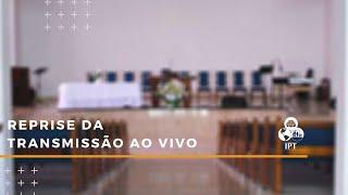 Transmissão ao vivo: 01/11/2020 18h - IPT