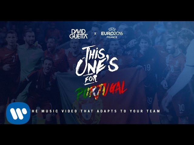 77c1ccc87a75 Zara Larsson - This One s For You Portugal (UEFA EURO 2016™ Official Song)