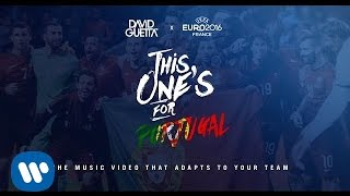 Baixar - David Guetta Ft Zara Larsson This One S For You Portugal Uefa Euro 2016 Official Song Grátis