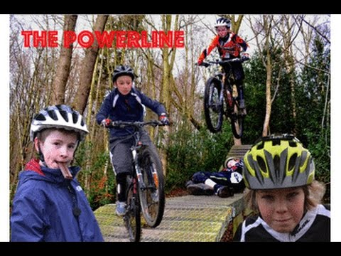 Chopwell woods Powerline | James Elliott | DH Mountainbiking