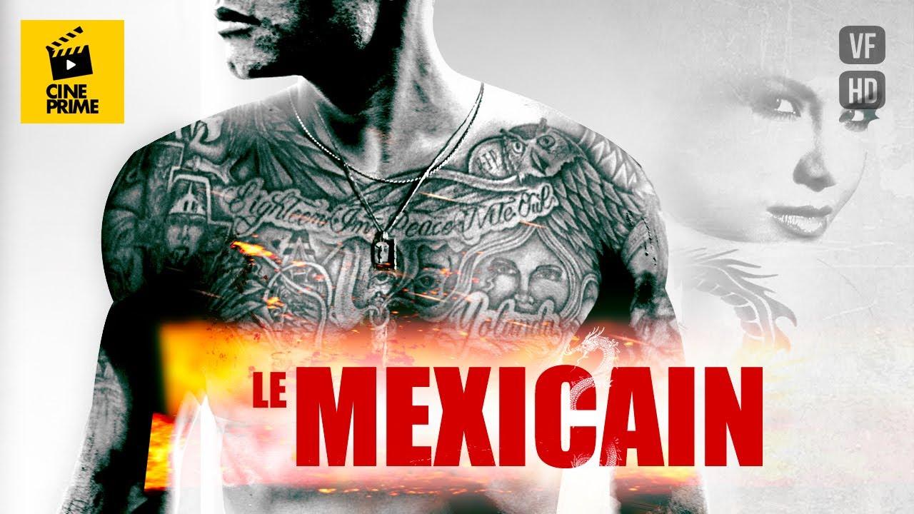 Le Mexicain - Action/Arts martiaux - Film complet en français - HD