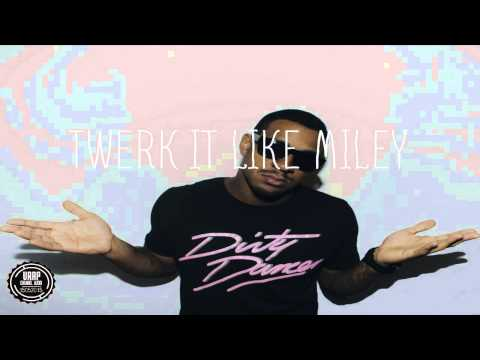 [Official Audio] Twerk It Like Miley - Brandon Beal ft. Christopher