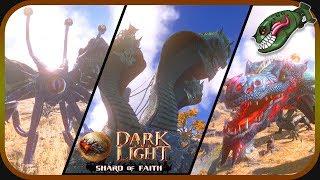 Dark and Light | Shard of Faith DLC All New Tamable Creatures & Mythics (Dark and Light Updates)