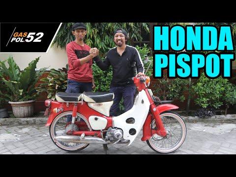 Honda C70 Pispot Punya Banyak Keunikan Youtube